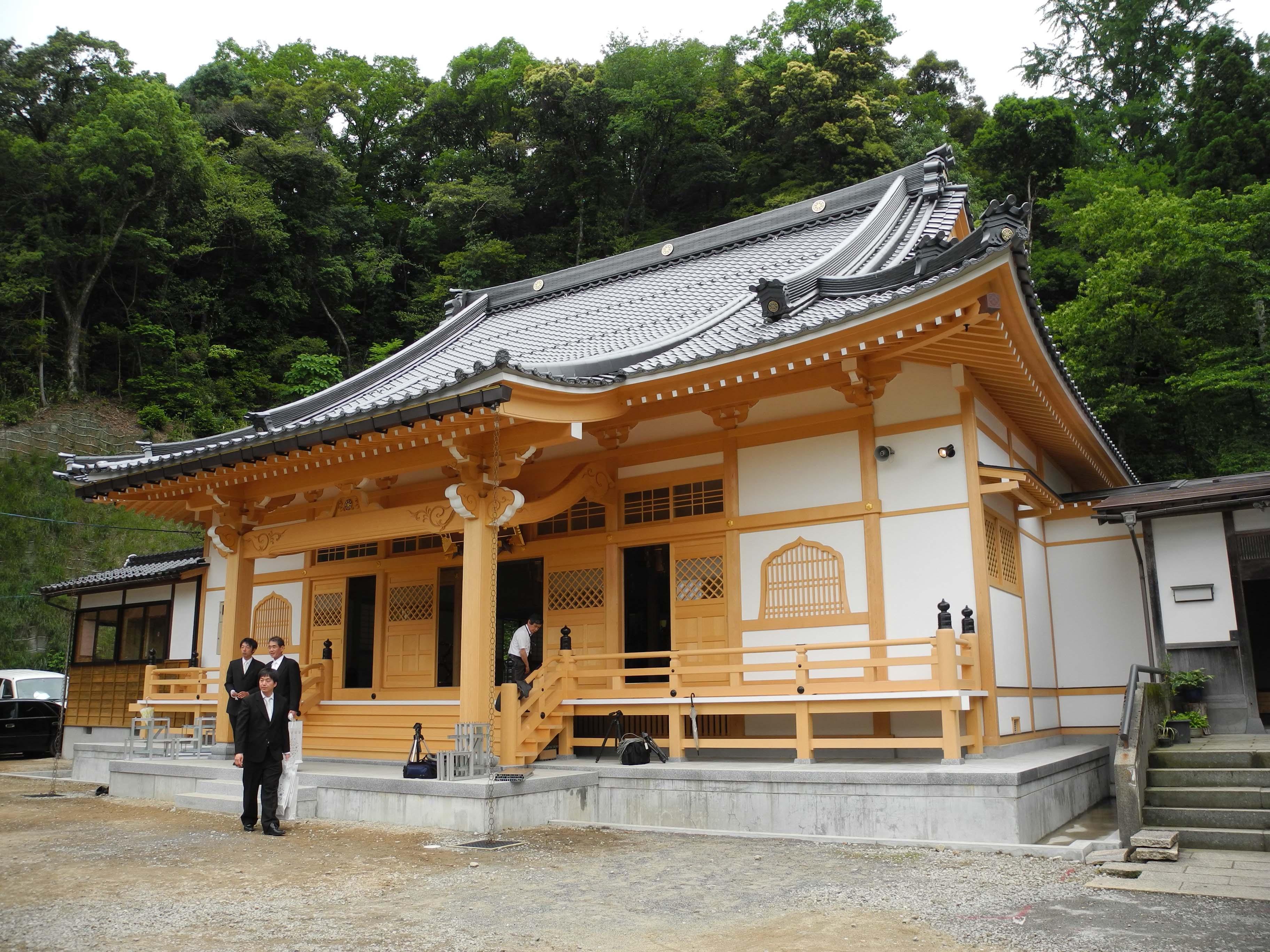 社寺仏閣の藤田社寺建設